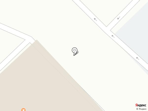 Автомойка на ул. Вишневского на карте Калуги