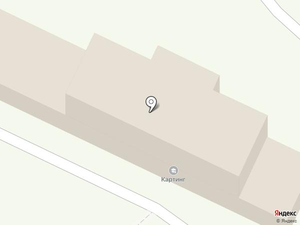 Школа мотоциклетного мастерства на карте Курска