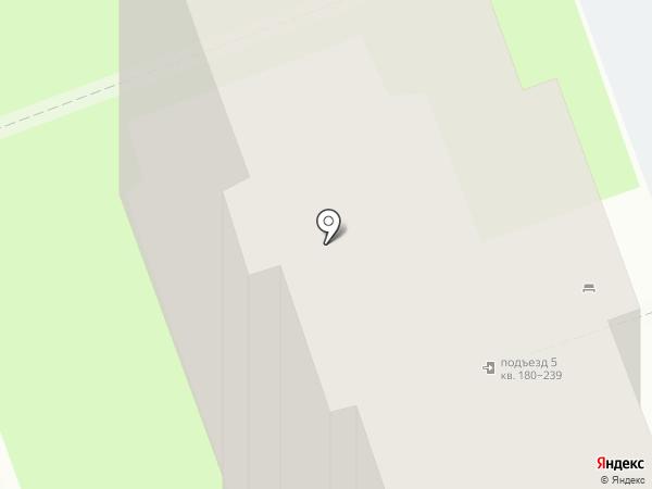 Дентал А.В. на карте Курска