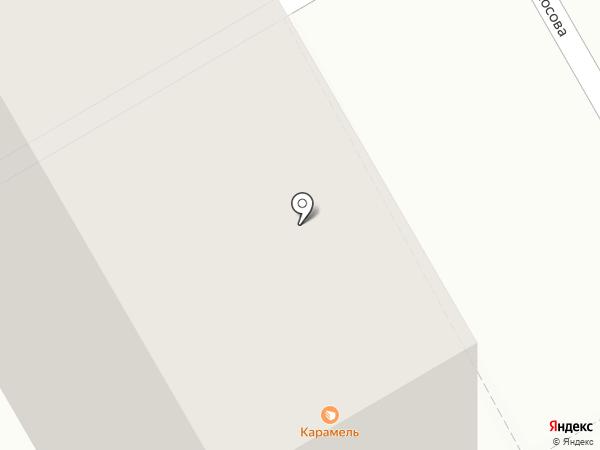 Caramel на карте Курска