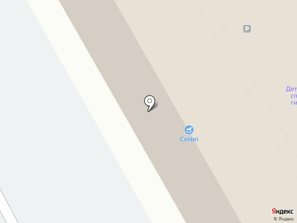 Капуста на карте Курска