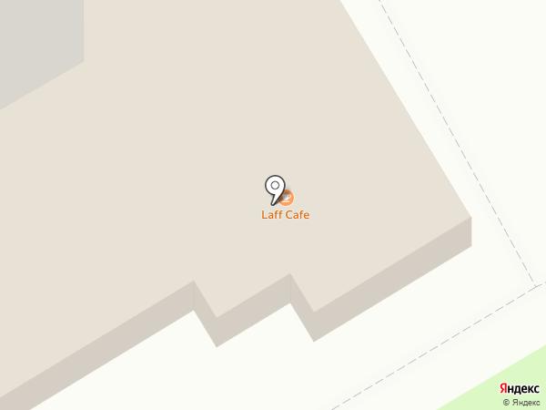 Laff Cafe на карте Курска