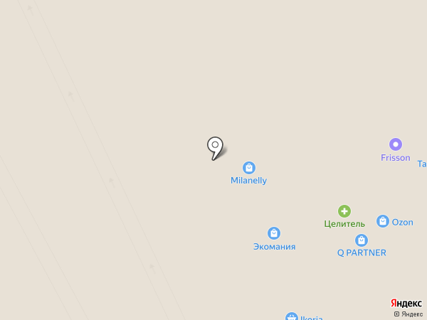Tele2 Курск на карте Курска