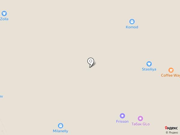 Магазин бижутерии на карте Курска