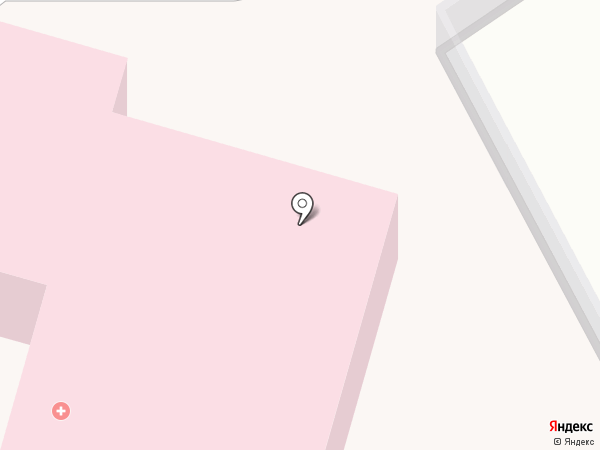 Курский клинический психоневрологический диспансер на карте Курска