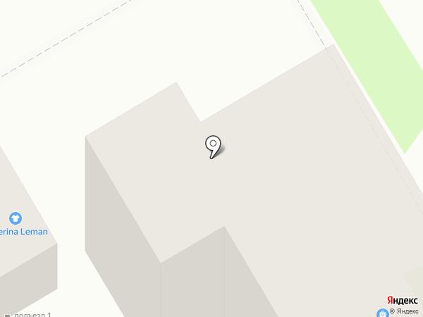 КровПрофСтрой на карте Курска