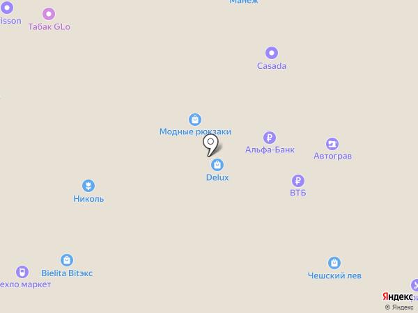Кукурай на карте Курска