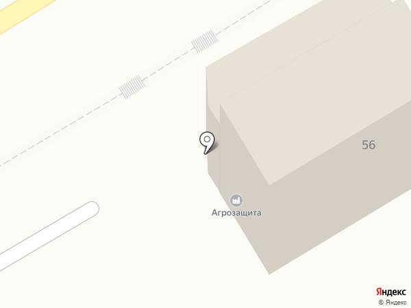Сириус на карте Курска