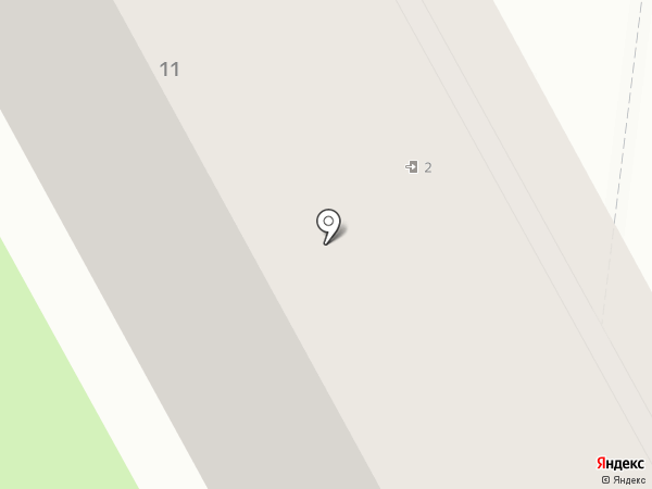 Классик на карте Курска