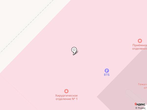 Незнайка на карте Калуги