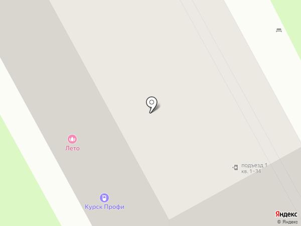 Чистая кожа на карте Курска
