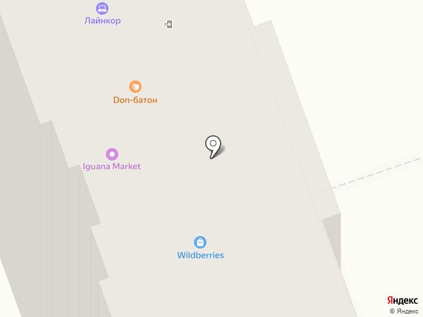 Perfect на карте Курска