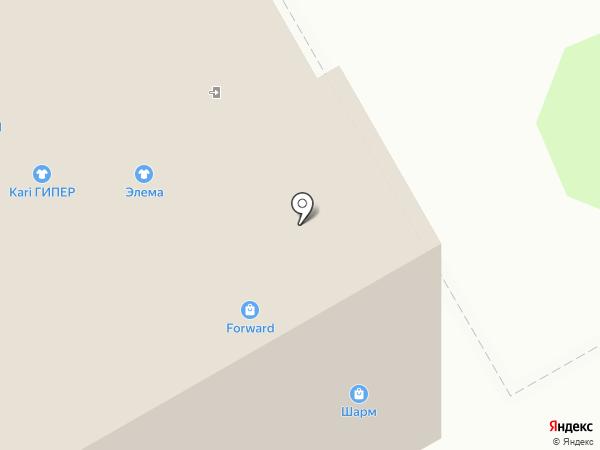 Charm на карте Курска