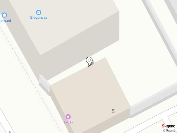 Лавка на карте Курска