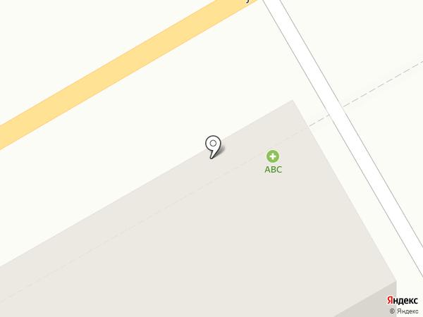 Тесла на карте Курска