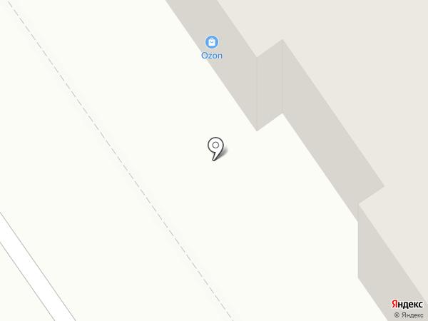 Восьмерочка на карте Калуги