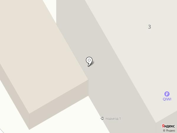 Мои документы на карте Курска