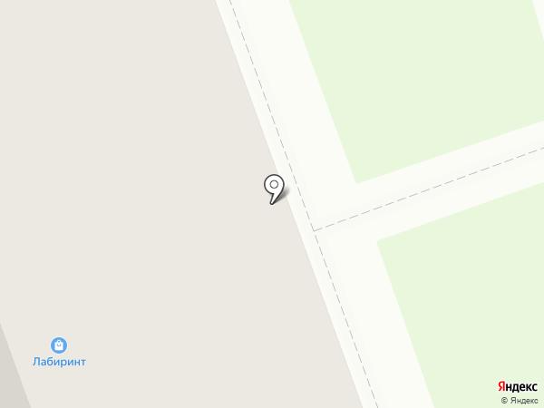 Belashoff на карте Курска