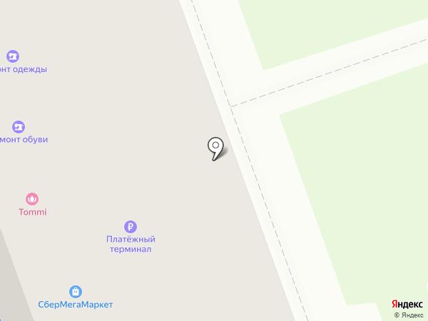 Копировальный центр на карте Курска