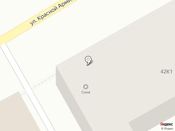 ГорЭнергоСервис на карте Курска