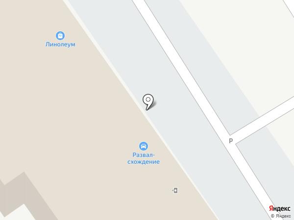 Кондитерский цех на карте Курска