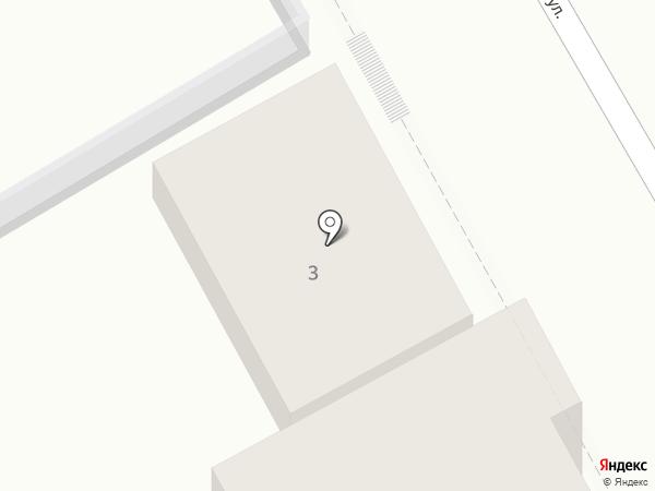 Спортивный сервисный центр на карте Курска