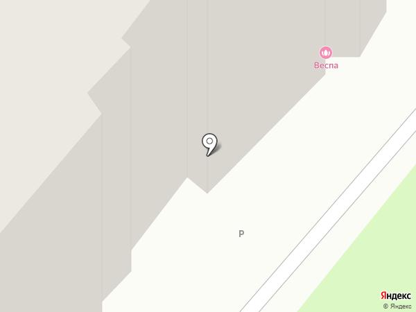 А1 на карте Курска