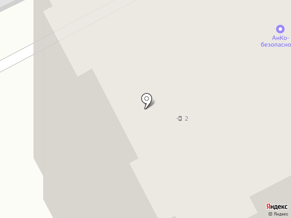 ЭСКО-Сервис на карте Курска