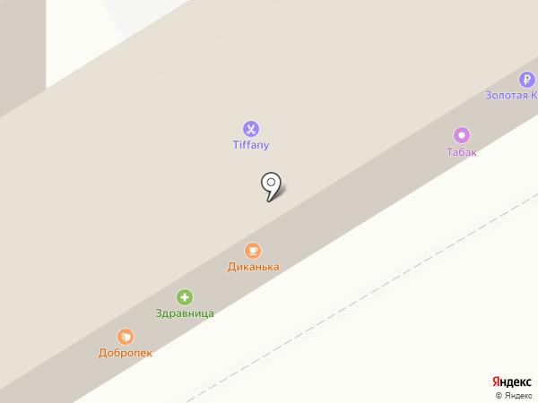 Цифровой доктор на карте Курска