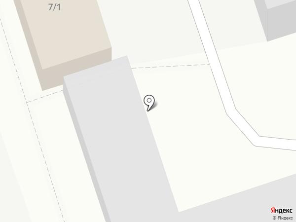 Аварийная служба на карте Курска