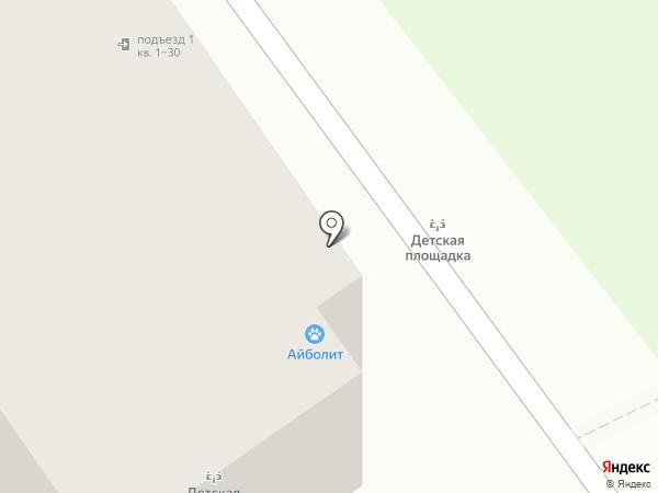 Космо на карте Калуги