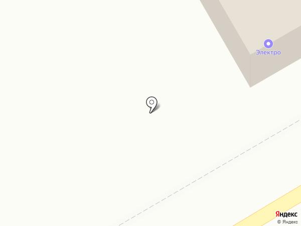 Электро на карте Курска