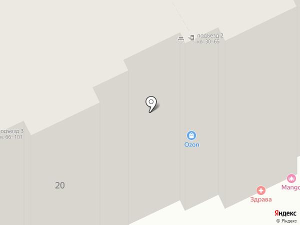 Reant на карте Курска