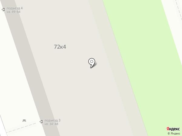 Стиль на карте Курска