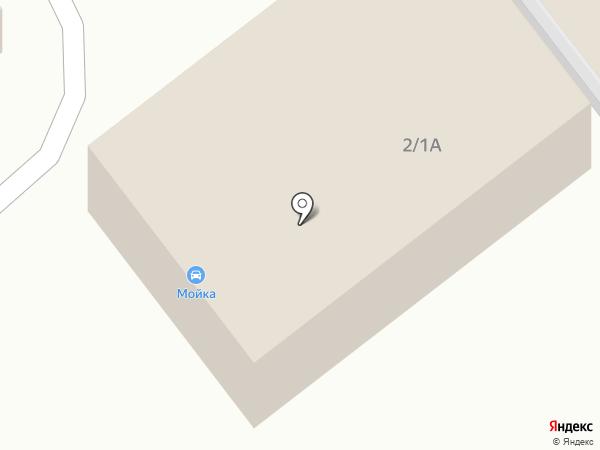 Гараж на карте Курска
