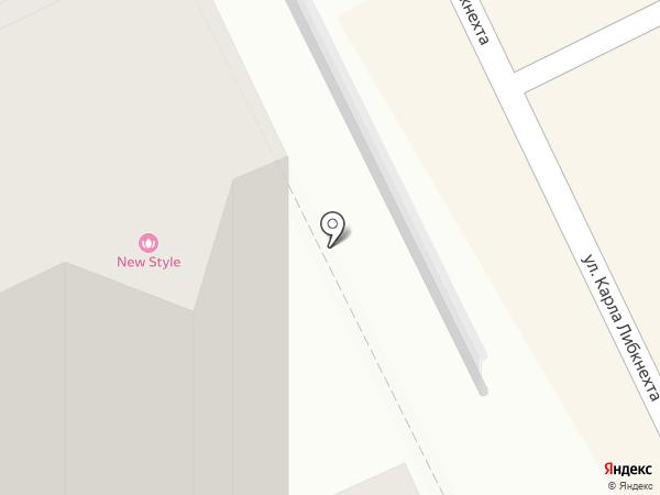 Студия моды на карте Курска