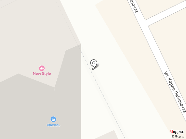 Аурика на карте Курска