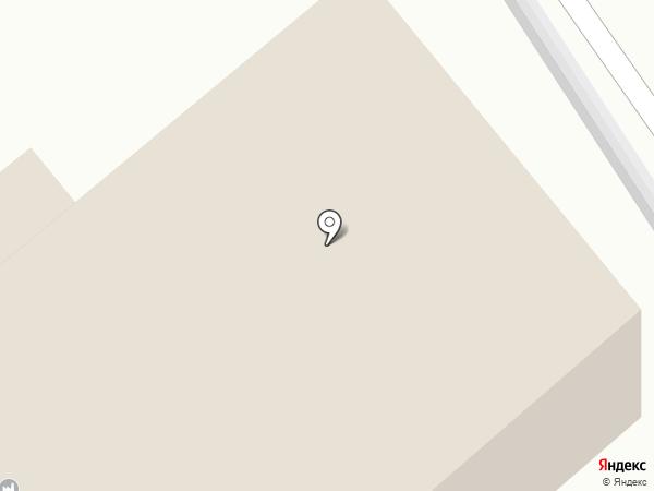 Золотая вилка на карте Курска