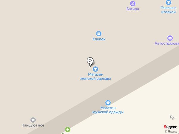 Vambeer на карте Курска