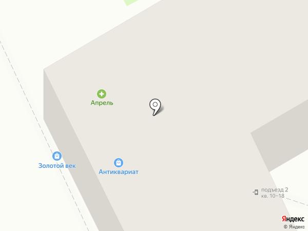 Техно-Щит на карте Курска