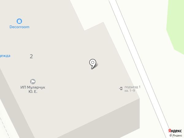 Безопасный дом на карте Курска