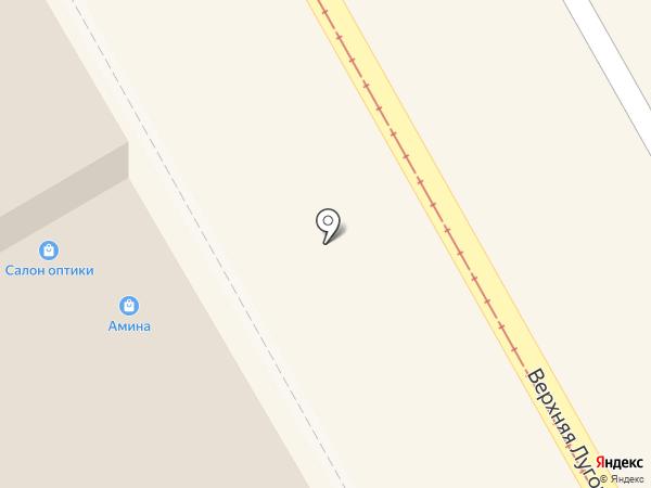 Сплав на карте Курска