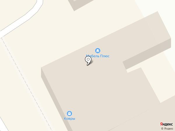 Мебель Плюс на карте Курска
