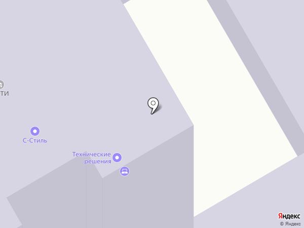 Финист-С на карте Курска