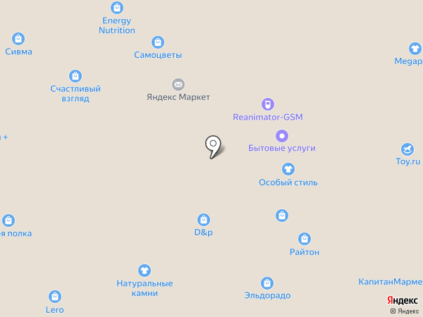 Форт Боярд на карте Курска