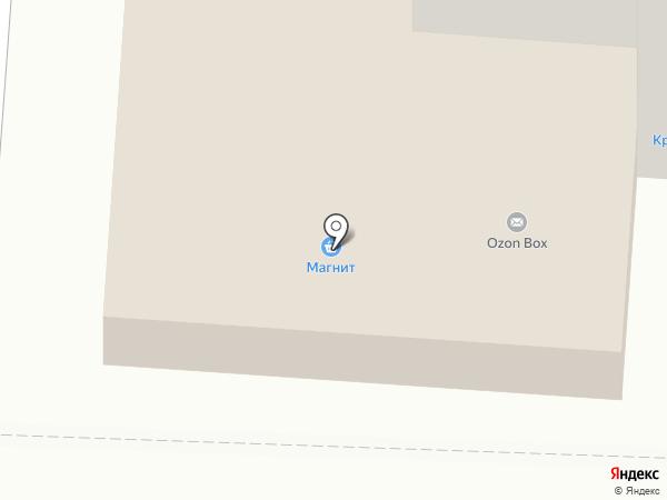 Адвокатский кабинет Сивухина В.А. на карте Курска