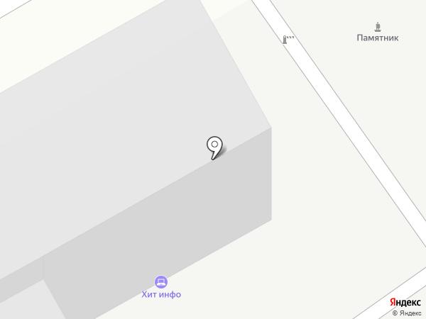 Айронберри на карте Курска