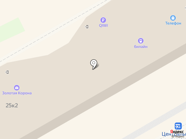 Диксис IT на карте Курска