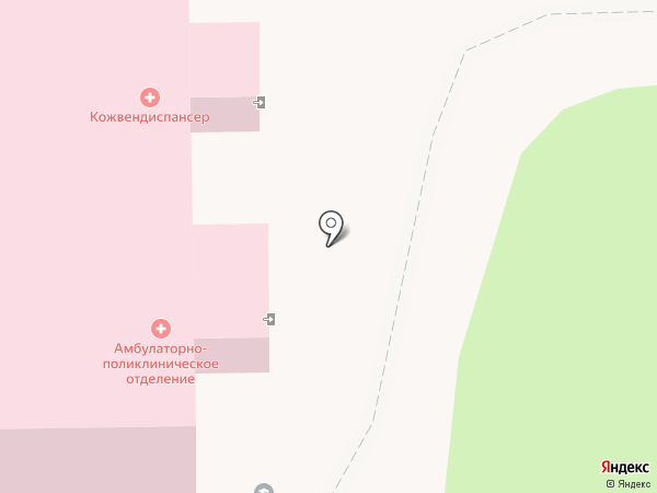 Курский государственный медицинский университет на карте Курска