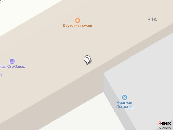 ПАН-Авто на карте Курска